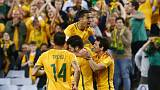 Cahill scores extra-time winner to keep Australia alive