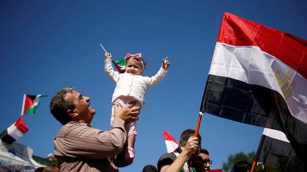 Palestinian rivals Hamas, Fatah start unity talks in Cairo
