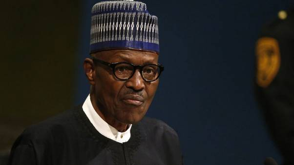 Nigeria's Buhari asks lawmakers to approve $5.5 billion in foreign loans