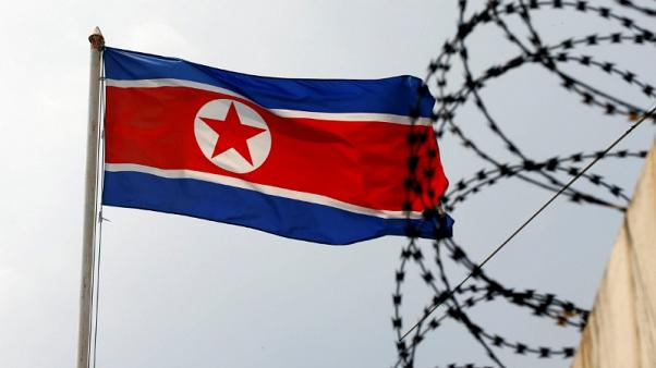 North Korea hackers stole South Korea-U.S. military plans - Yonhap