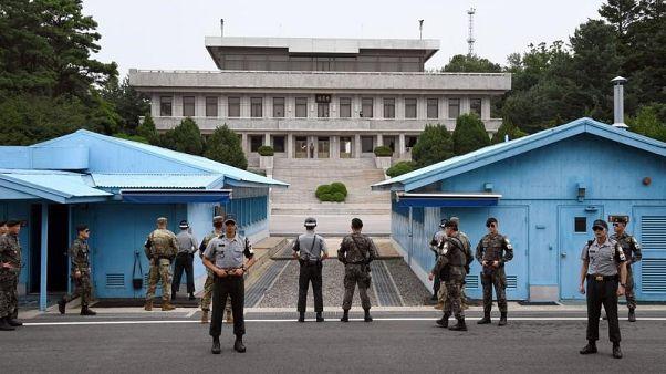 Trump may visit DMZ between North and South Korea - Yonhap