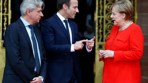 Macron determined to engage Germany in debate on Europe reforms