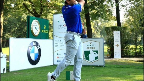 Golf:anche Platini a Monza per la Pro-Am