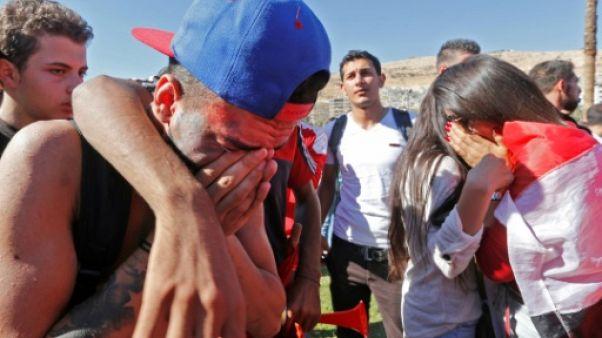 Mondial-2018: la Syrie rate son but, Damas s'effondre en larmes