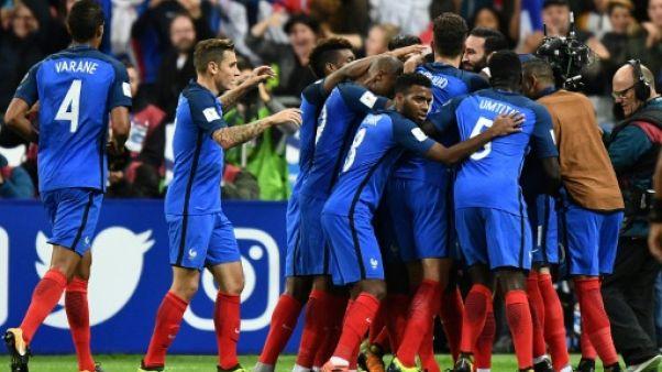 Mondial-2018: France, la qualif', sans panache