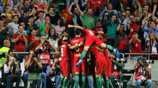 "Mondial-2018: le Portugal remporte sa ""finale"" contre la Suisse"