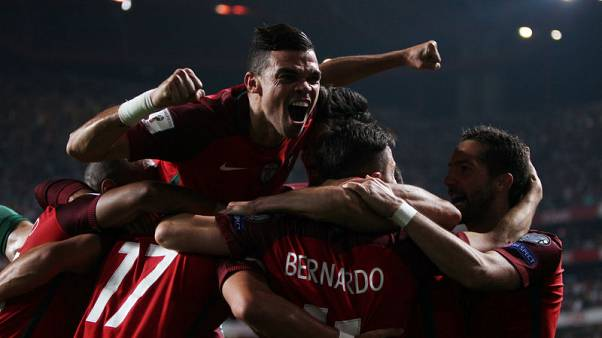 Portugal beat Swiss to qualify for World Cup