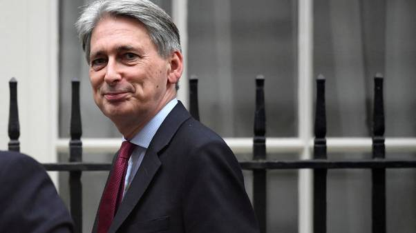 Hammond won't budget now for a 'no-deal' Brexit - Times