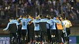 Uruguay, Argentina and Colombia qualify for World Cup