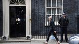 UK reaffirms commitment to Iran nuclear deal in call with Trump - May's office