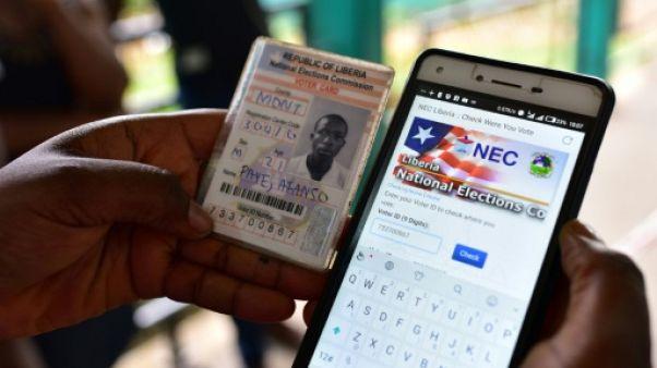 Le Liberia dans l'attente des résultats de la présidentielle