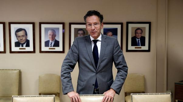 Netherlands' Dijsselbloem to leave Dutch politics - paper