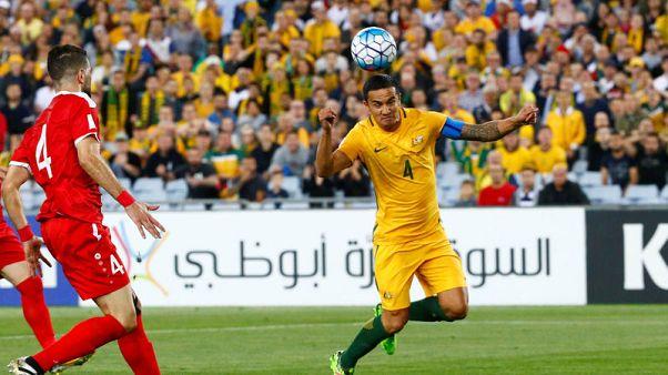 'Greatest' Cahill proves Australia's saviour again