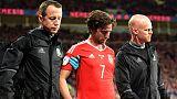 Stoke midfielder Allen doubtful for City clash due to head injury