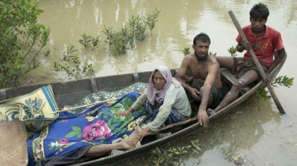 Birmanie: contre les Rohingyas, la faim comme arme de guerre