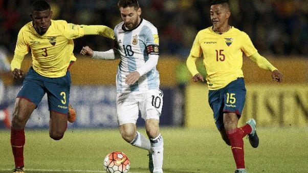 Messi, una follia non andare ai Mondiali