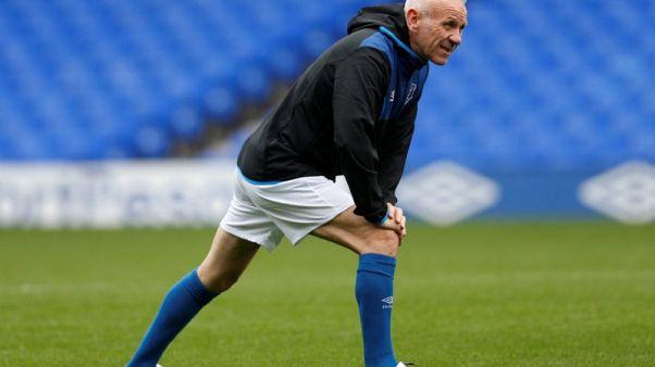 Reid questions Everton's mentality after poor start