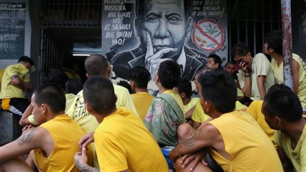 Philippine president sidelines police in war on drugs, again