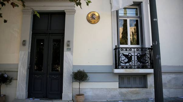Pro-Catalonia anarchists enter Spanish embassy in Athens