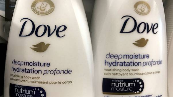 Black model who appeared in Dove ad says it was not racist