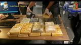 Istat: cresce traffico droga, 11,8 mld