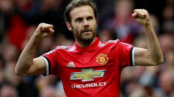 Attacking midfield is my best position, says Mata