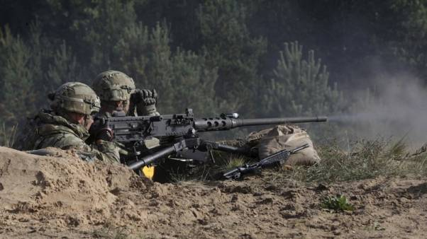 Danish govt proposes 20 percent defence budget hike to deter Russia
