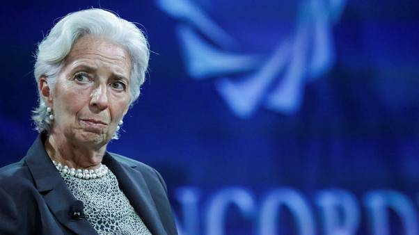 Global financial stability has improved, but risks ahead - IMF