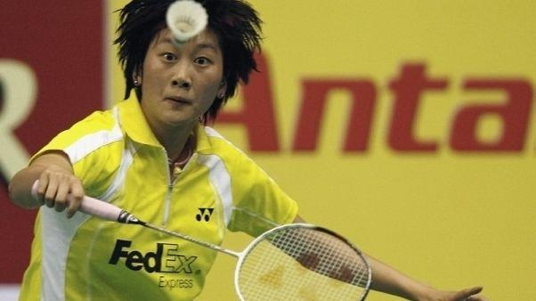 Unseeded Zhu upsets Kvitova in Tianjin opener