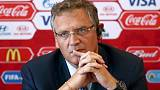 Valcke says reputation destroyed as he appears before tribunal