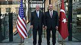 Crise des visas: entretien téléphonique entre les diplomaties turques et américaines