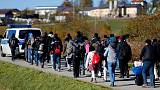 Germany registers fewer asylum seekers, on track for annual cap