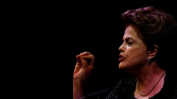 Brazil court freezes ex-leader Rousseff's assets over 2006 refinery deal