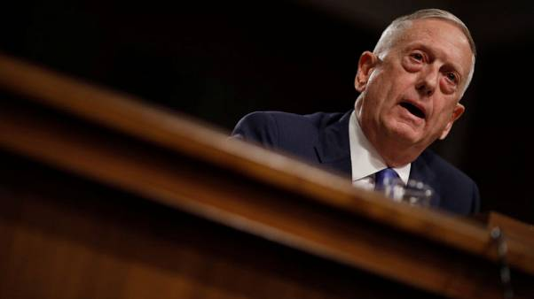 Mattis looking to see if changes need to be made after Niger ambush
