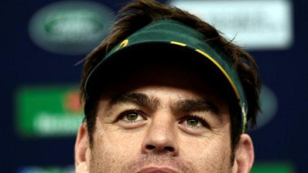 Rugby: Van Graan quitte les Springboks pour prendre les rênes du Munster