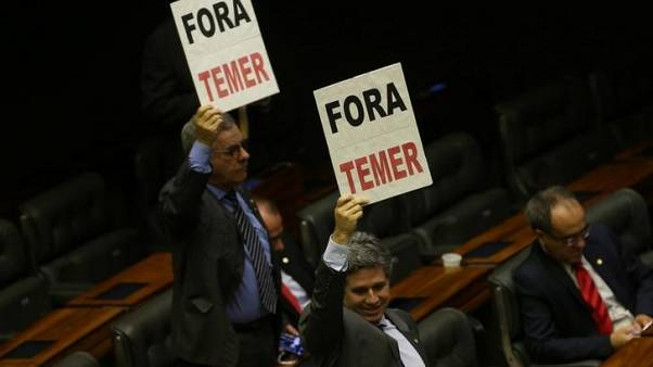 Brazil Supreme Court allows Congress last word on removal of lawmakers