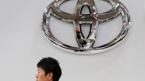 Toyota plans to halve Japan car models by 2025 - source