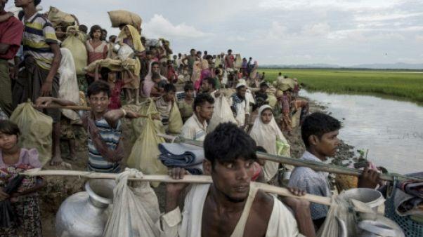 Rohingyas: réunion informelle vendredi du Conseil de sécurité de l'ONU