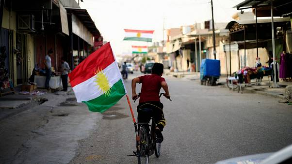 Kurdistan region says willing to discuss row over airports, banks with Iraq