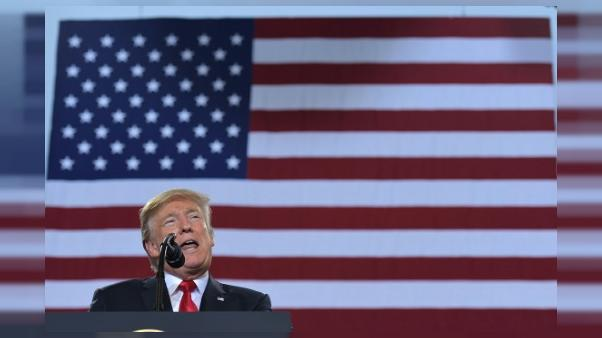"""Nucléaire iranien: Trump dénonce un """"très mauvais accord"""""""