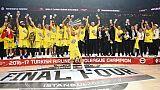 Basket: Fener, Olympiakos, Madrid et Moscou, un quatuor pour dominer l'Euroligue
