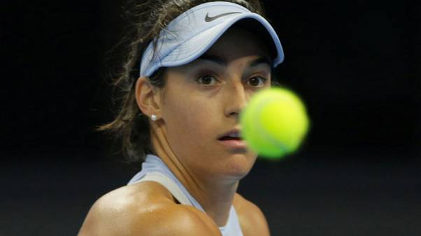 Frenchwoman Garcia completes WTA Finals field