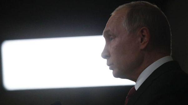 Russia's Putin plans to visit Iran by year-end - TASS cites Kremlin aide