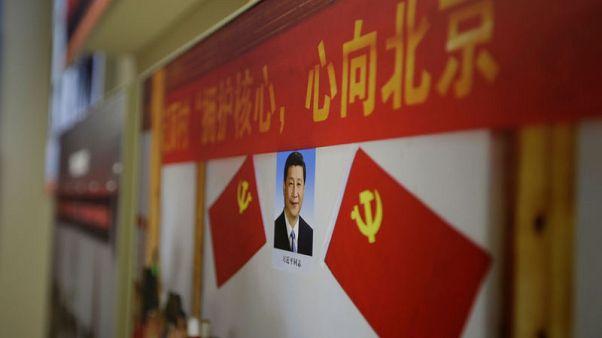 Xi propaganda kicks into overdrive ahead of China Communist Party congress