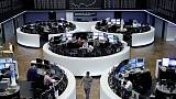 Germany's DAX peaks above 13,000 points for first time ever