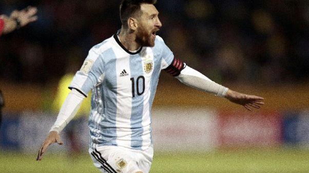 Pallone d'Oro, Messi può ancora farcela