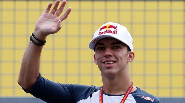Toro Rosso keep F1 guessing ahead of U.S. Grand Prix