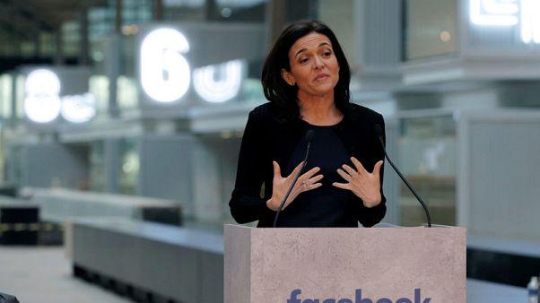 Facebook will help investigators release Russia ads, Sandberg tells Axios