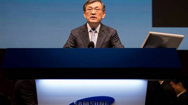 Samsung Electronics CEO Kwon Oh-hyun to step down from management