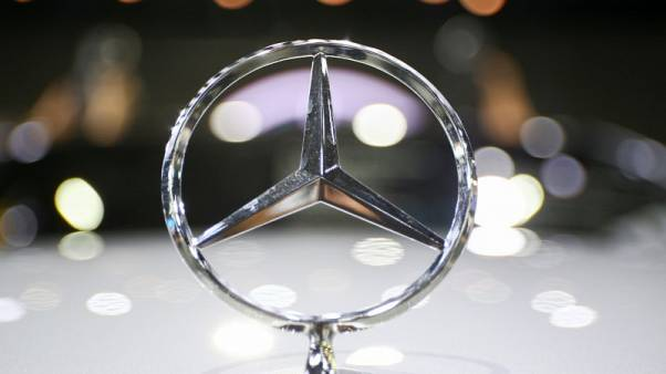 Mercedes-Benz, China JVs to recall 351,218 vehicles - watchdog